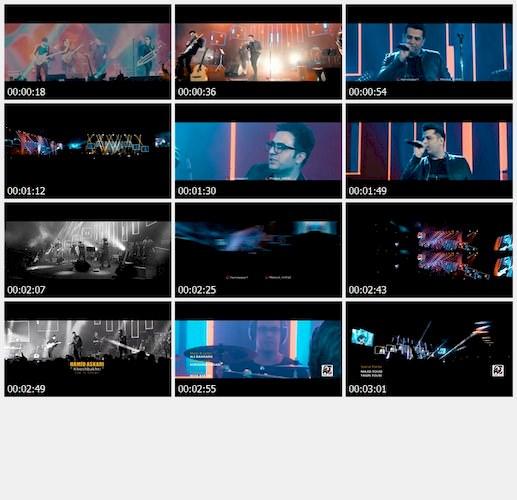 دانلود موزیک ویدیو حمید عسکری - خوشبختی (اجرای زنده)